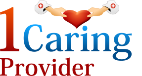 1 Caring Home Health - Logo